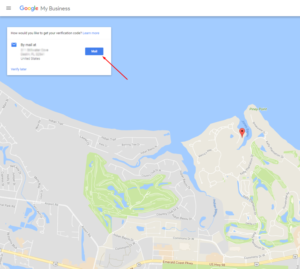 add business to google maps step 4